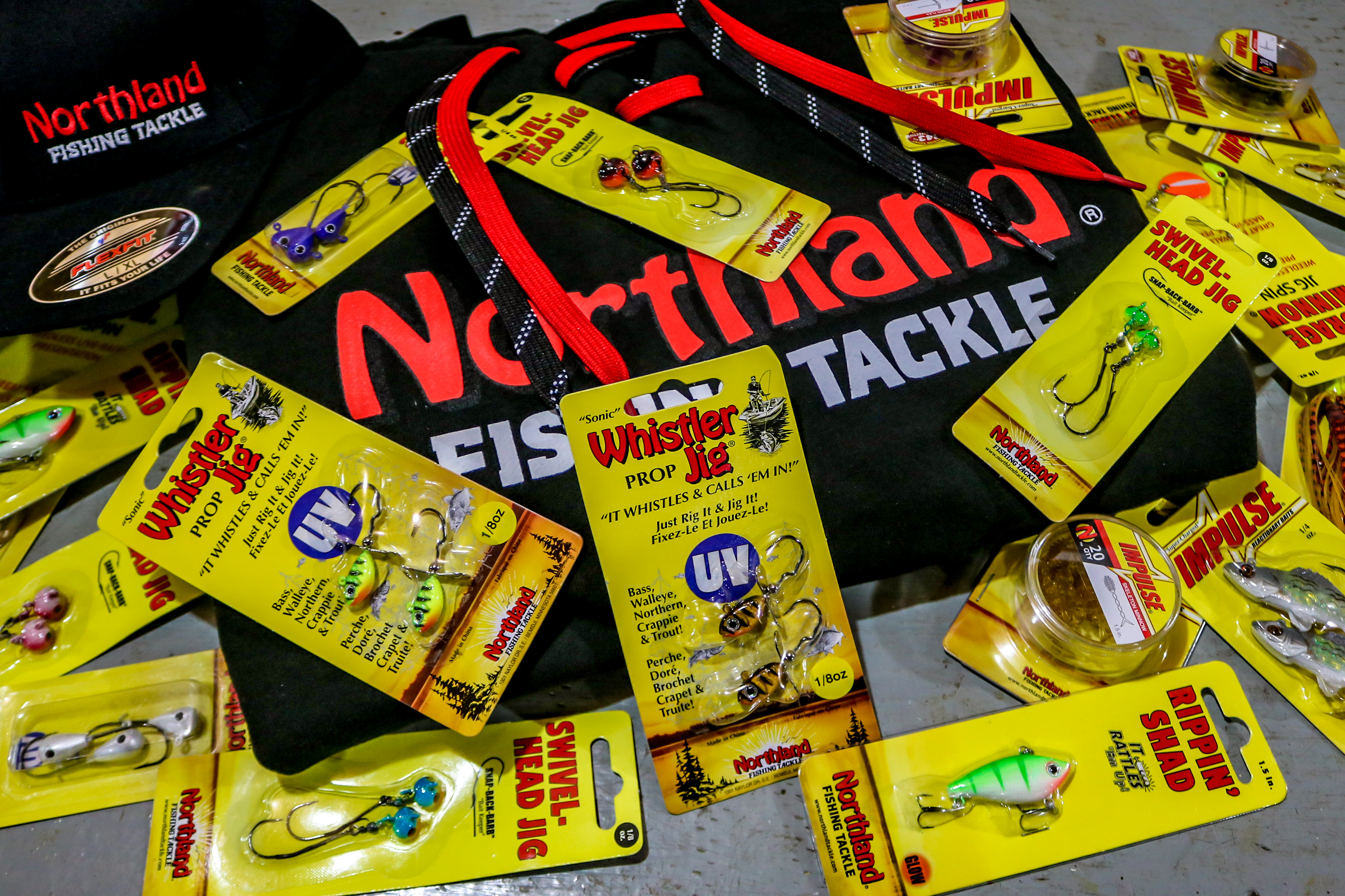 Win all this northland tackle stuff for Northland fishing tackle