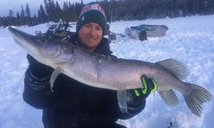 Target Walleye Ice S Top Ice Fishing Destinations In North America Target Walleye