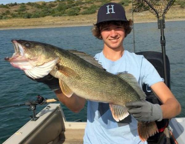 13 lber caught spoon organization tip grandpa s walleye for Walleye fishing videos