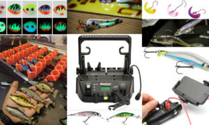 Best ice house worst walleye tune proof bass dumber for New ice fishing gear 2017